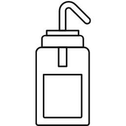 Mélange Méthanol-isopropanol.eau d'HPLC+huile